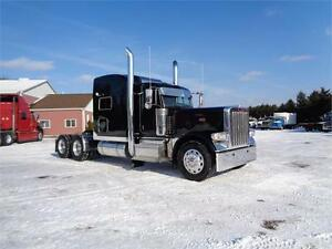 2017 PETERBILT 389 BRAND NEW TRUCK & FULLY LOADED !!