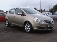 VAUXHALL CORSA 1.4 CLUB 5 DR GOLD 1 YRS MOT CLICK OTO VIDEO LINK TO SEE MORE DETAILS OF CAR