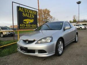 2005 Acura RSX *perfect winter car*