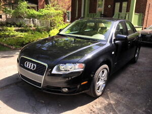 Audi A4 2006 80,000 klm manual six-speed