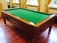 Elegant Secondhand Snooker table
