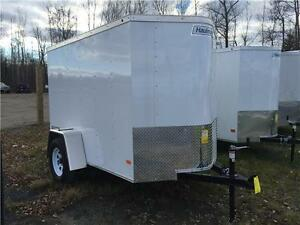 Haulmark 5x8 Enclosed Trailer