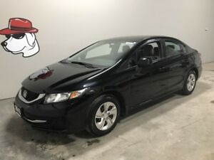 2013 Honda Civic Sdn LX  ***Located in Owen Sound***