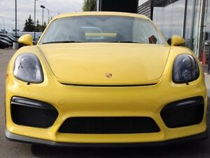 2016 Porsche Cayman GT4 - One of the Best Driving Vehicles in th Edmonton Edmonton Area image 3