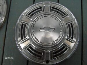 1970 Chevelle Hubcaps