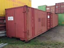 Side opening 40ft shipping container Mackay Mackay City Preview
