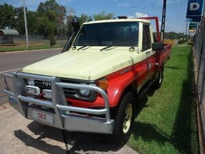 1993 Toyota Landcruiser HZJ75RP (4x4) 5 Speed Manual 4x4 Winnellie Darwin City Preview