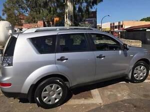 2008 Mitsubishi Outlander SUV Perth Perth City Area Preview
