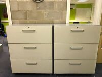 Extra Large metal filing cabinets