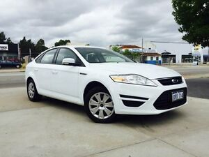 2011 Ford Mondeo MC LX White 6 Speed Automatic Hatchback Beckenham Gosnells Area Preview