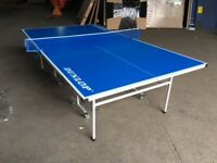 Dunlop TTo1 Outdoor Table Tennis Table - Minor Cosmetic Damage