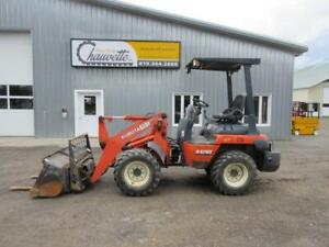 Kubota R-420S Loader Chargeur sur roues