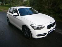BMW 116 2.0TD 2013MY d Sport