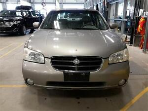 2000 Nissan Maxima GLE Fresh safety just done,