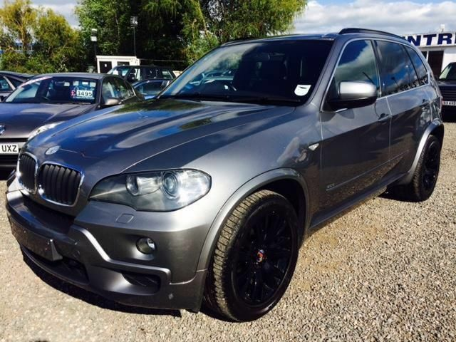 2008 bmw x5 m sport auto in derby derbyshire gumtree. Black Bedroom Furniture Sets. Home Design Ideas