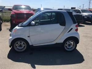 2013 smart fortwo Pure leather crazy gas mealage