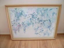 FRAMED WATERCOLOUR PRINT - LIMITED EDITION Adamstown Newcastle Area Preview