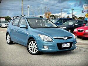 2009 Hyundai i30 FD MY09 SLX Blue 4 Speed Automatic Hatchback Cheltenham Kingston Area Preview