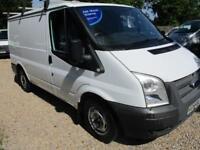 2012 Ford Transit 2.2TDCi 100PS NO VAT 280 SWB 70000 MILES GUARANTEED