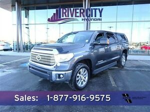 2014 Toyota Tundra 4WD LIMITED CREWCAB Navigation (GPS),  Leathe