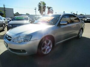 2004 Subaru Liberty MY05 3.0R One Owner !! 5 Speed Auto Elec Sportshift Sedan Granville Parramatta Area Preview
