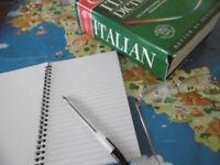 Italian 1:1 & 2:1 lessons. Italian Courses Beginners to Advanced in Kennington Oval