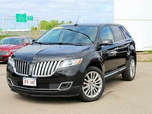 2013 Lincoln MKX Base 4dr All-wheel Drive