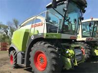 Claas Jaguar 940 Forage Harvester Brandon Brandon Area Preview