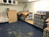 walk in chiller for sale -15 ft by 15ft