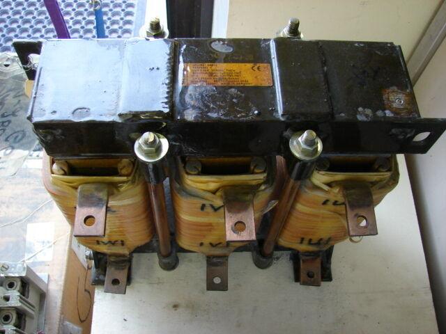 Siemens Transformer / Reactor 4EU3651-0AE00