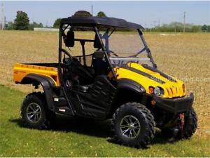 2017 Cub Cadet Challenger 500 4x4 SXS only $36.99 weekly