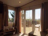3 bedroom ABI St.David 2011 - stunning views - Appleby near lake district / yorkshire dales