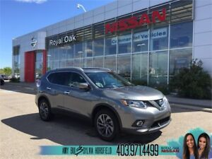 2016 Nissan Rogue SL ** Loaded with Options **