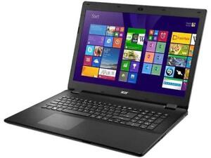 """Acer 17.3"""" Notebook Model E5-721-492D in """"Like New"""" Condition"""