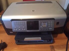 HP PHOTOSMART C7180 ALL-IN-ONE Printer, Fax, Scanner