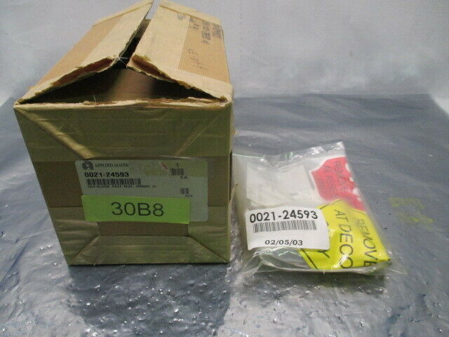 AMAT 0021-24593, Gasblock, Face Seal, 300MM IA, 100656