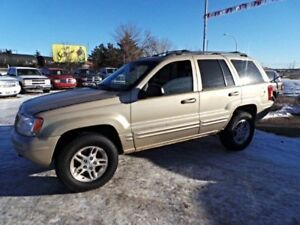 1999 Jeep GRAND CHEROKEE LIMITED For Sale Edmonton