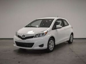 2014 Toyota Yaris CE; 5 SPEED MANUAL