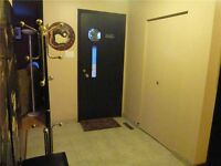 Main floor of 3 bedroom house close to u of m is available now.