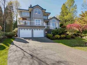 House for rent near Coquitlam center great view
