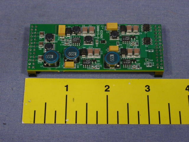 Iconix HD-RH1 300015-D Power Supply Board Replacement NEW