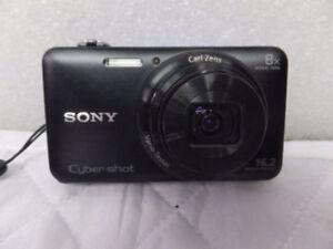 Sony Cyber-shot DSC-WX80 16.2 MP Digital Camera - Black SALE....