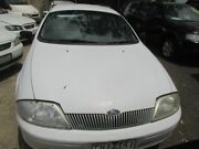 1999 Ford Falcon FORTE  AU White 3 Speed Auto Active Select Sedan Werribee Wyndham Area Preview