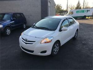 2008 Toyota Yaris power/accident free/certified