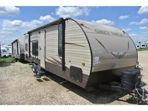 2016 Grey Wolf 26 BHSE Bunk Beds 4500lbs Call Mike