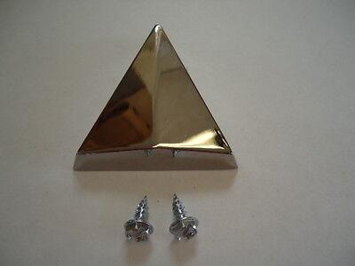 New Hood Ornament Emblem For John Deere 2040 2150 2350 2355 2440 3040 4430 4440