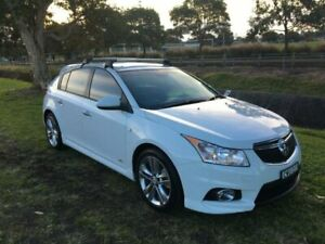 2014 Holden Cruze JH MY14 SRI Z-Series White 6 Speed Automatic Sedan Mayfield East Newcastle Area Preview