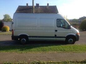 Renault master MWB very low mileage