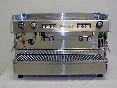 New 2 Group Espresso Cappuccino Machine Automatic Great Deal