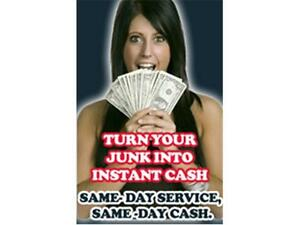 WE PAY CASH ON THE SPOT FOR CARS OR TRUCKS CLUNKER OR NOT!! Edmonton Edmonton Area image 2